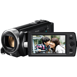 how to connect sony handycam to laptop